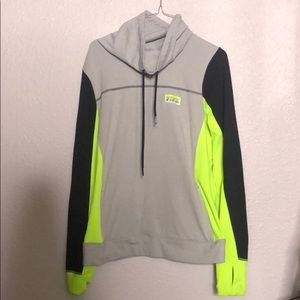 Women's Pink Brand by VS pull over workout jacket